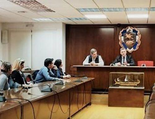 Συνάντηση Δημάρχου Κορινθίων με τους γονείς του 1ου Νηπιαγωγείου