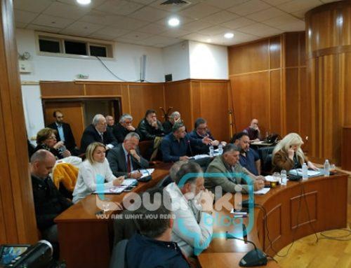 """Λουτράκι: Μεγάλα προβλήματα συσσωρεύονται από τις """"ευεργετικές"""" προτάσεις της αντιπολίτευσης"""