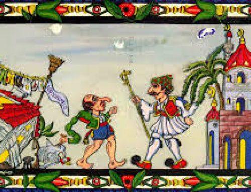 Να γιατί η τέχνη του Καραγκιόζη έχει τεράστιες επιρροές από την Πελοπόννησο