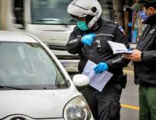 Πελοπόννησος: 65 παραβάσεις για άσκοπες μετακινήσεις και μία σύλληψη για λειτουργία καταστήματος
