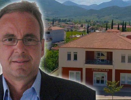 O Δήμος Νεμέας παρέλαβε νέο αυτοκίνητο για τις ανάγκες των κοινωνικών δομών