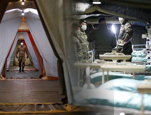 0 Κορονοϊός – Ιταλία: 743 νεκροί σε 24 ώρες – 69.176 κρούσματα