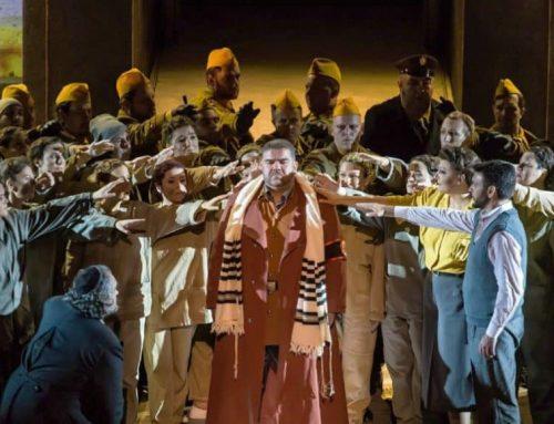 ΕΡΤ2 – Η όπερα «Ναμπούκο» του Τζουζέπε Βέρντι από την Εθνική Λυρική Σκηνή
