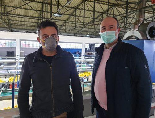 Η Περιφέρεια Πελοποννήσου και η ΠΕ Κορινθίας στηρίζουν τον πρωτογενή τομέα
