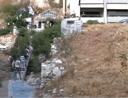 """Oι αληθινές ιστορίες της """"Ζωής του Μόγλη"""" στο Λουτράκι (video)"""