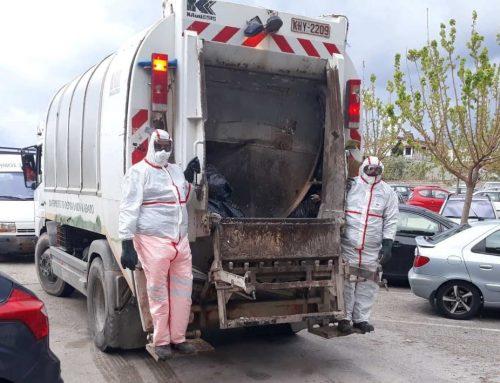Β.Νανόπουλος: Προτεραιότητα μας η θωράκιση της υγείας των εργαζομένων στην καθαριότητα