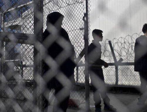 Ηχητικό: Σε καραντίνα κρατούμενοι μετανάστες στο στρατόπεδο της Κορίνθου