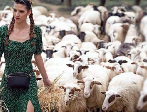 H «αγρότισσα» από την Κορινθία που «ρίχνει» το instagram