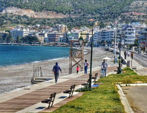 Λουτράκι: Ασφαλής τουριστικός προορισμός κοντά στην Αθήνα