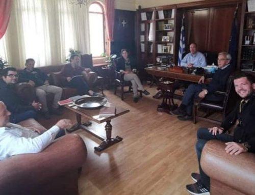 Σύσκεψη για λιμνοδεξαμενές στην Περιφερειακή Ενότητα Κορινθίας