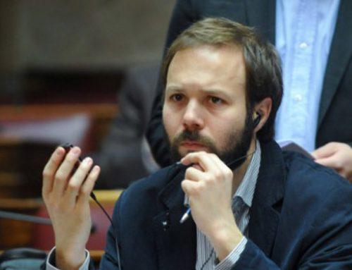 Γ.Ψυχογιός στη Βουλή: Να προχωρήσουν επειγόντως τα έργα αντιπλημμυρικής θωράκισης στις περιοχές των Αθικίων, Αλαμάνου και Αγίου Ιωάννη