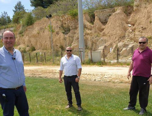 Χιλιομόδι Κορινθίας: Βελτιώσεις στο γήπεδο εν' όψει Γ Εθνικής