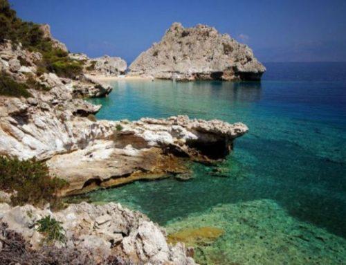 Αφιέρωμα του Athensmagazine.gr: H μαγευτική παραλία μια ανάσα απ' την Αθήνα που λίγοι γνωρίζουν (video)