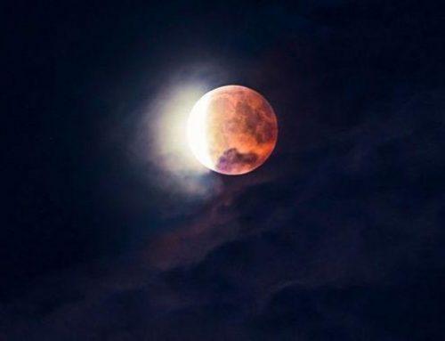 Τελευταία εαρινή πανσέληνος και έκλειψη παρασκιάς Σελήνης σήμερα