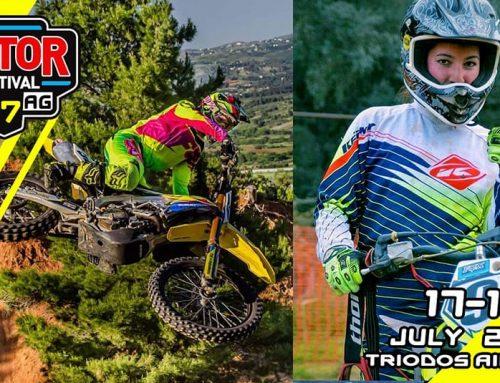 Extreme Motocross Show από κορυφαίους πρωταθλητές στο 17ο Motor Festival της Μεσσήνης