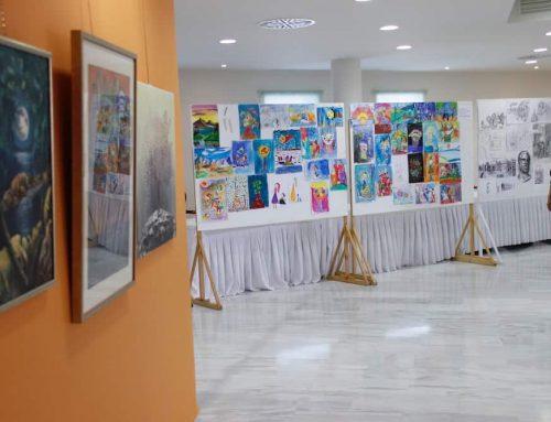 14η Ετήσια έκθεση σπουδαστών στο Αλεξάνδρειο