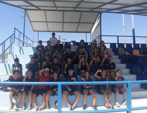 Αγώνες κολύμβησης προπονητικού χαρακτήρα για Ν.Ο.Κορίνθου, Ναυταθλητικό Ομιλο Αγ.,Θεοδώρων και Ποσειδώνα Λουτρακίου