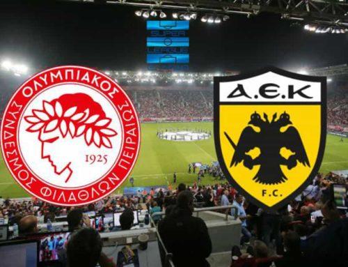 Ορίστηκε ημερομηνία για τον τελικό κυπέλλου ΑΕΚ – Ολυμπιακός