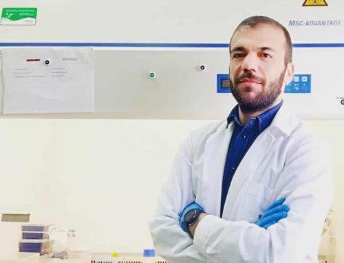 Ο Σωτήρης Φόρτης μιλάει για τον καρκίνο και την έρευνα