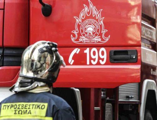 Σε εξέλιξη πυρκαγιά στο Σκουτάρι Μάνης – Εκκενώνεται ο οικισμός Καλύβια
