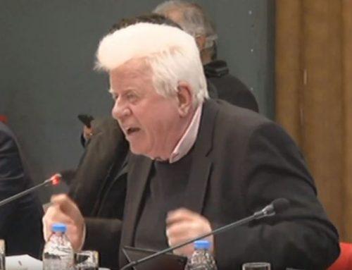 Ν. Γόντικας: Ξεφυτρώνουν σαν τα μανιτάρια στην Πελοπόννησο τεράστια αιολικά και φωτοβολταϊκά με την απολιγνιτοποίηση