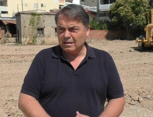 Νέο δωρεάν Δημοτικό Πάρκινγκ στο κέντρο του Άργους