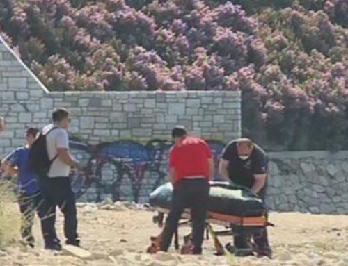 Θρίλερ με πτώμα στον Πειραιά: Δίπλα έπαιζαν παιδάκια – Οι πρώτες εικόνες και video