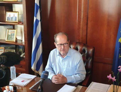 Π. Νίκας: 'Δεν υπάρχει κάνενα θέμα με την υλοποίηση της ΣΔΙΤ'