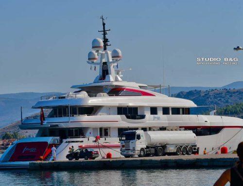 Διακοπές στην Πελοπόννησο με βραβευμένο yacht κάνει ο μεγαλομέτοχος της Coca Cola