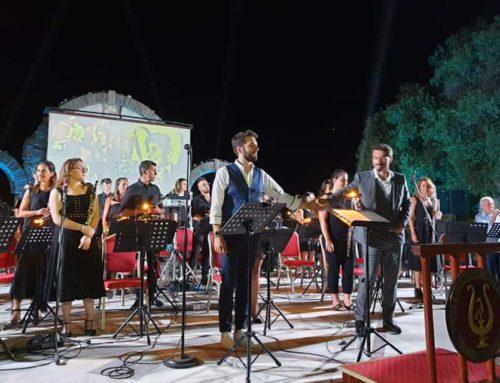 Χαιρετισμός καλής συνεργασίας από την Περιφέρεια προς το Δήμο Λουτρακίου με αφορμή το Cinecitta