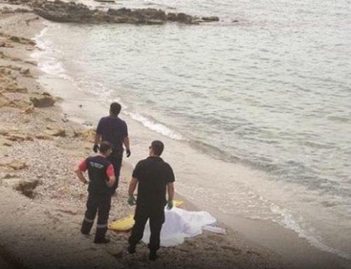 Λουτράκι: Aνασύρθηκε νεκρός άνδρας από τη θάλασσα