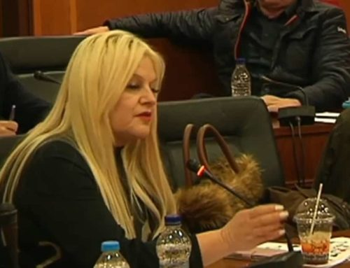 Μαρία Πρωτοπαππά για Γκιώνη: Διεκπεραιωτής ξένων επιθυμιών ή ενδιάμεσος αντισυμβαλλομένων;