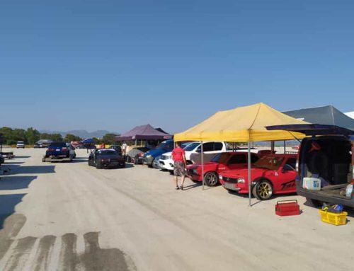 Ολοκληρώθηκε η 1η μέρα του Πανελληνίου Πρωταθλήματος Drift στο Λουτράκι