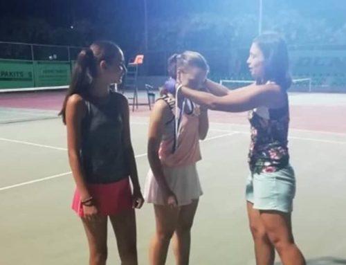 Μεγάλη επιτυχία για τον Όμιλο Αντισφαίρισης Κορίνθου – 3η θέση για τις Ζωγράφου Αριάδνη και Κλαουδάτου Δανάη