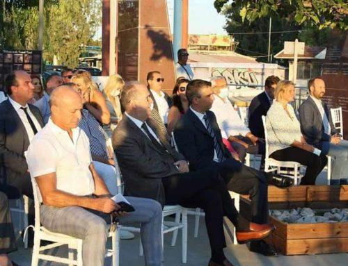 Η εκδήλωση για τον Τουρισμό την εποχή του κορωνοϊού στο Κέντρο Πληροφόρησης Τουριστών στον Ισθμό