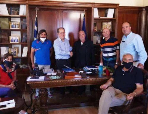 Υπογράφηκε η αναβάθμιση του βιολογικού καθαρισμού των Αγίων Θεοδώρων
