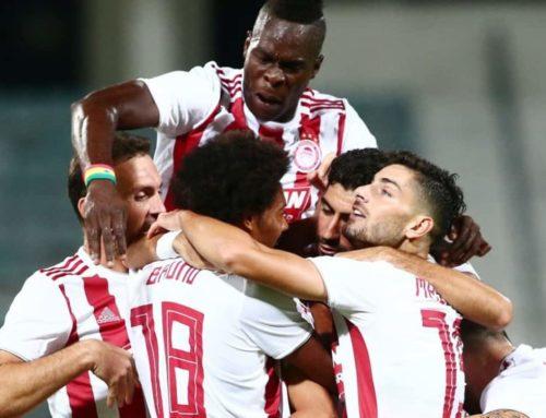 Κυπελλούχος ο Ολυμπιακός με 1-0 επί της ΑΕΚ