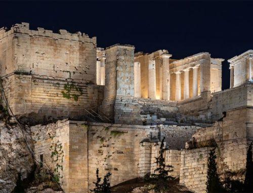 Μαγεύει η Ακρόπολη με το νέο φωτισμό (video)
