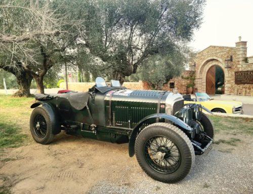 Με επιτυχία διεξάγεται η 3η περιοδεία στην Πελοπόννησο με ιστορικά αυτοκίνητα (φωτο)