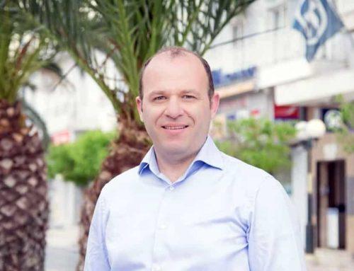 Βασίλης Γεώργαρης: Iκανοποιημένος για το άνοιγμα του λιανεμπορίου