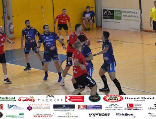 Handball: Τέσσερις «Λουτρακιώτες» στην Εθνική Ομάδα