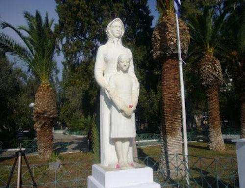 28η Οκτωβρίου : Κατάθεση στεφάνων στο Λουτράκι (video)