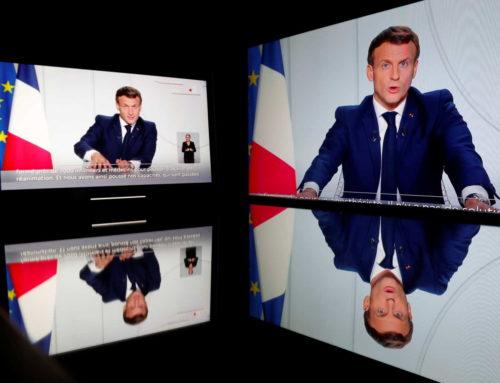 Διάγγελμα Μακρόν: Σε lockdown από την Παρασκευή η Γαλλία