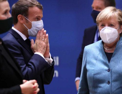 Κορονοϊός: Έκκληση της Μέρκελ στους Ευρωπαίους ηγέτες για άμεσα lockdown