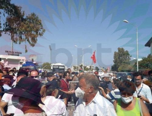 Αμμόχωστος: Άνοιξαν το παράνομο σημείο που οδηγεί στην παραλία των Βαρωσίων