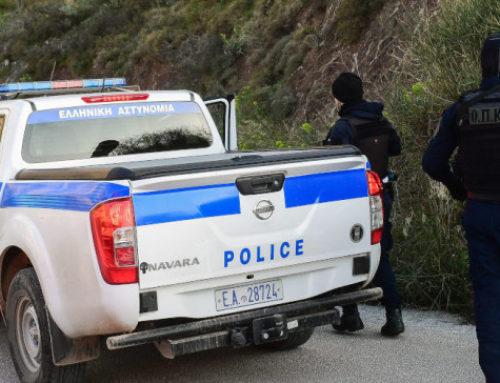 Απ` όλα είχε ο αστυνομικός μπαξές Κορινθίας