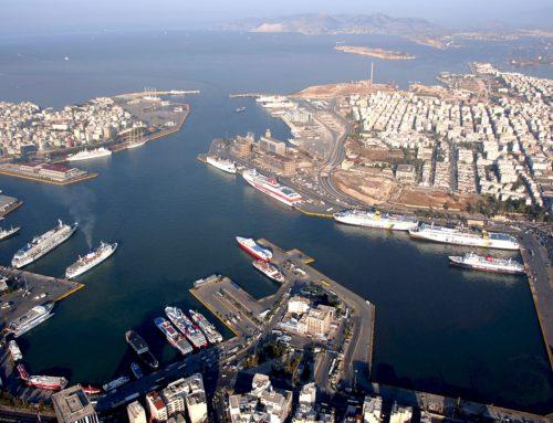 Νεκρός βρέθηκε 54χρονος στην πύλη Ε8 στο λιμάνι του Πειραιά
