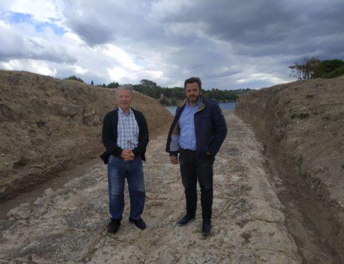 """Γιώργος Πετρίτσης: Eλπίζω η Περιφ.Αρχή Νίκα να """"τρέξει"""" το έργο του ΔΙΟΛΚΟΥ"""