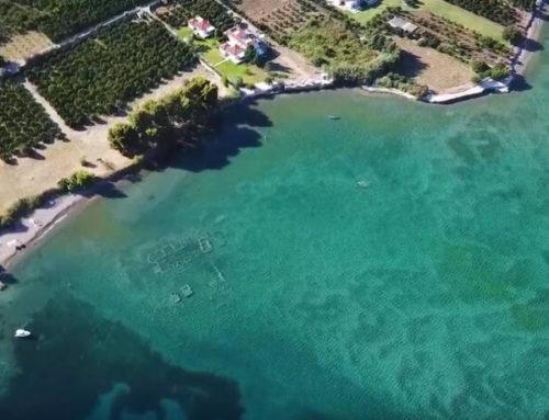 Η βυθισμένη πολιτεία της Πελοποννήσου που ελάχιστοι γνωρίζουν (video)