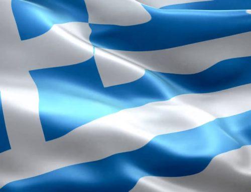 28η Οκτωβρίου: Η μεγαλύτερη ελληνική σημαία κυματίζει στο Καστελόριζο – Εντυπωσιακές εικόνες